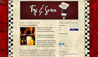 Fry &amp; Serve blog