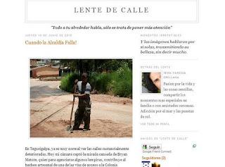 Lente de Calle blog