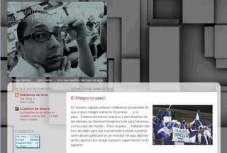 El Jampedrano por Luis Matute blog