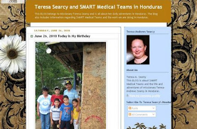 Teresa Searcy and SMART medical teams blog