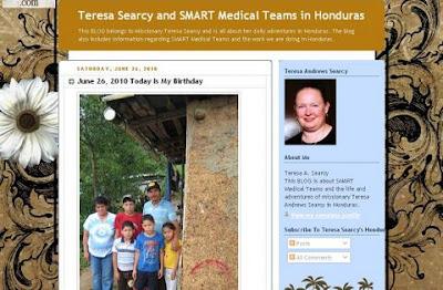 Teresa Searcy and SMART medical teams blog