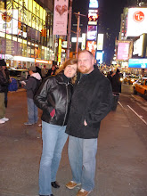 ME &amp; MICHELLE IN MANHATTAN