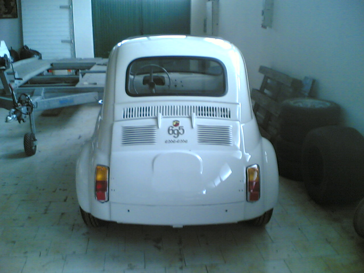 """Abarth 595 y 695 """"Assetto"""