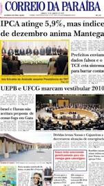 A MÍDIA E O SUDÃO - Texto de Levi B. Santos no caderno A6 do Correio da Paraiba (10/01/2009)