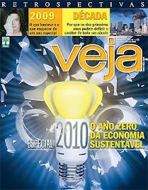 Comentário do Editor na VEJA ( página 20) - sobre  o LIVRO SAGRADO (Edição Especial do Natal 2009)