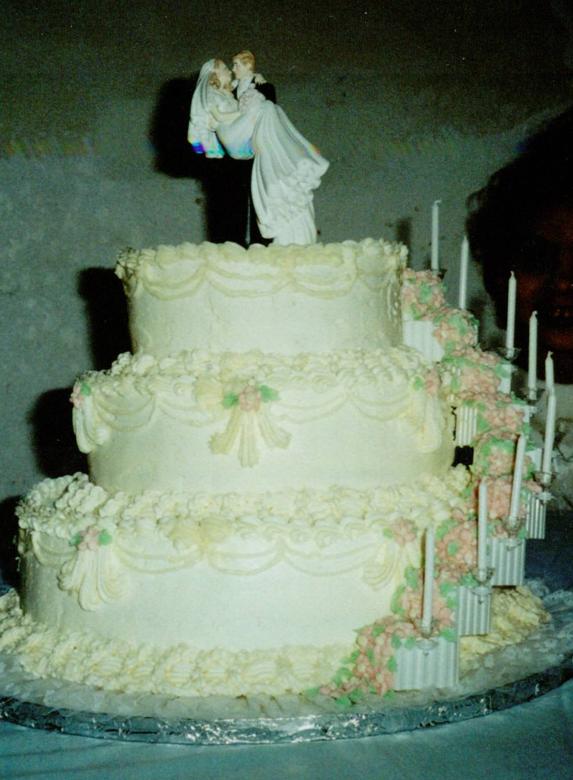 Cakes By Brenda Great Falls Montana My Ski Slope Cake
