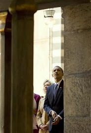 زيارة أوباما للقاهرة وخطابه التاريخي للعالم الإسلامي في صور