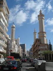 شارع خليل حمادة بمنطقة ميامي حي المنتزه بالإسكندرية