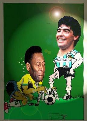 Futbolcu Biyografileri Toplama Yeri Maradona