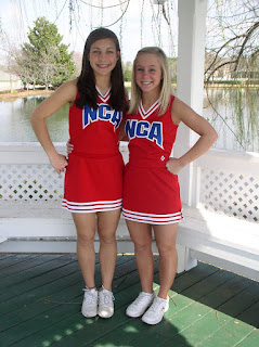Two Seniors Selected as NCA Instructors 1