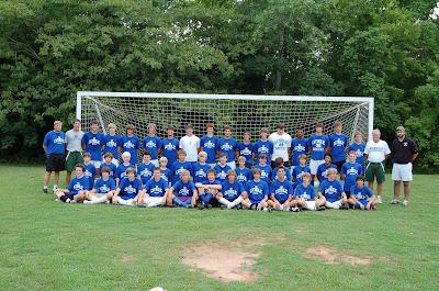 Montgomery Catholic Soccer Program hosts Marshall Soccer School this summer 1