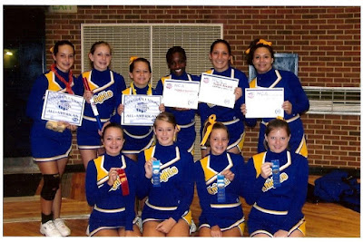 Montgomery Catholic's JV Squad Receive Top Awards at NCA Camp 1