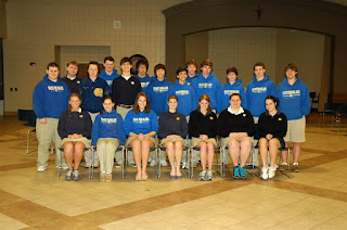 Montgomery Catholic Students Participate in the American Mathematics Competition 2