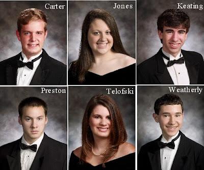 Six Montgomery Catholic Students Earn AP Scholar Awards 1