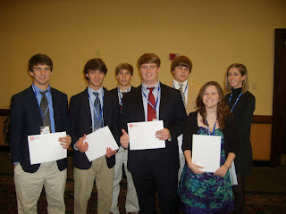 Montgomery Catholic Students Named Top Plaintiff Team at Youth Judicial 1