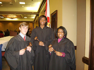 Britton Named 2009 YMCA Chief Justice 1