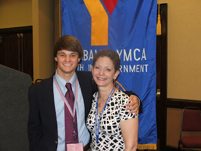 Youth Governor reflects on YMCA experiences 1