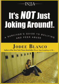 """Join us for """"It's NOT Just Joking Around"""" an Anti-Bullying Presentation on August 24th at 6:30 pm 1"""