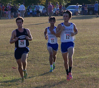 Knight Harriers Edge MA for Metro Title, Cotter Claims Course Record 1