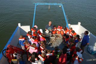 Montgomery Catholic's Elementary Science Olympiad Goes On A Dauphin Island Adventure 1