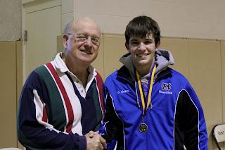 Cotter Wins Julian McPhillips Title 1