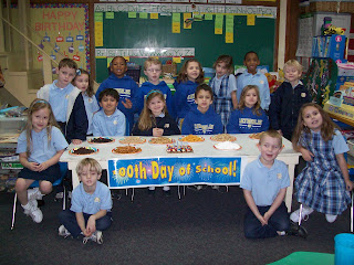 Happy 100th Day of School! 1
