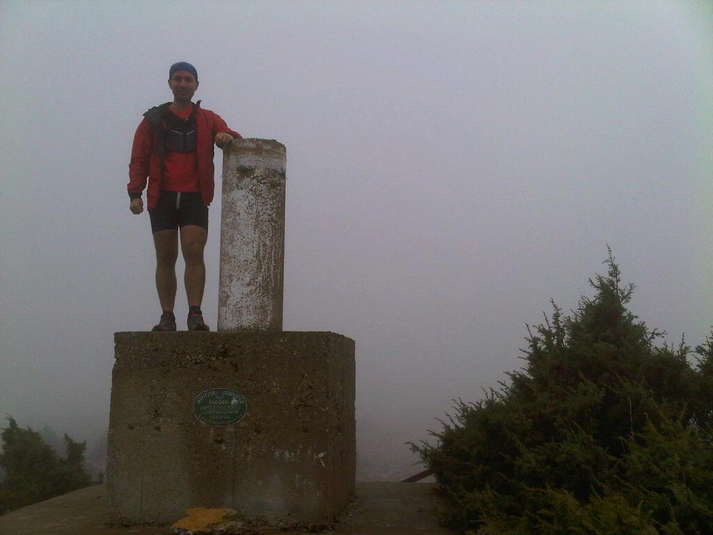 Todo es posible alto del nabazo o jabal n 1723 desde el barranco del romediano - Altos del toril ...