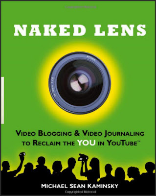 Book cover for Naked Lens
