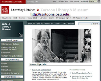 Ohio State University Cartoon Library