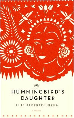 Original cover of The Hummingbird's Daughter
