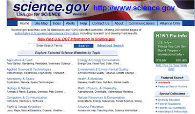 Portal to Science.gov