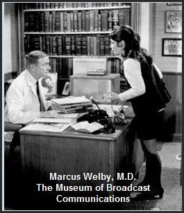 Museum of Broadcast Communications Photo of Marcus Welby