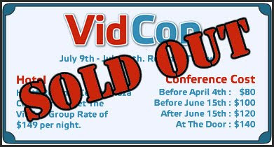 VidCon Booked to Capacity