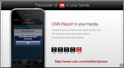 CNN iReport App