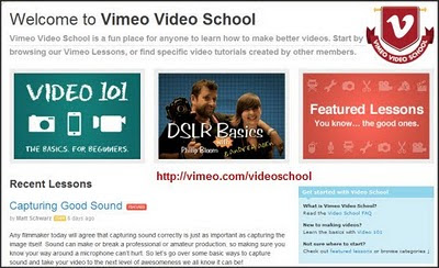 Vimeo Film School
