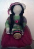 Muñeca. La bolivianita