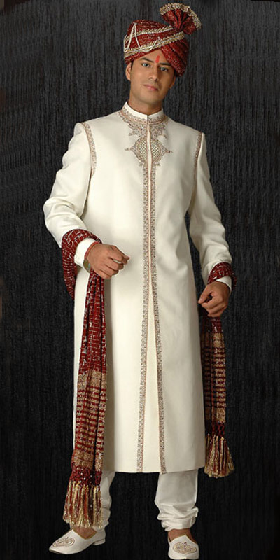 Wedding Dresses For Mens : Bridal groom wedding dress g