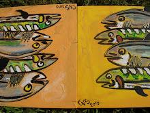ma petite série poissons