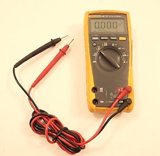 how to use digital multimeter as ohmmeter