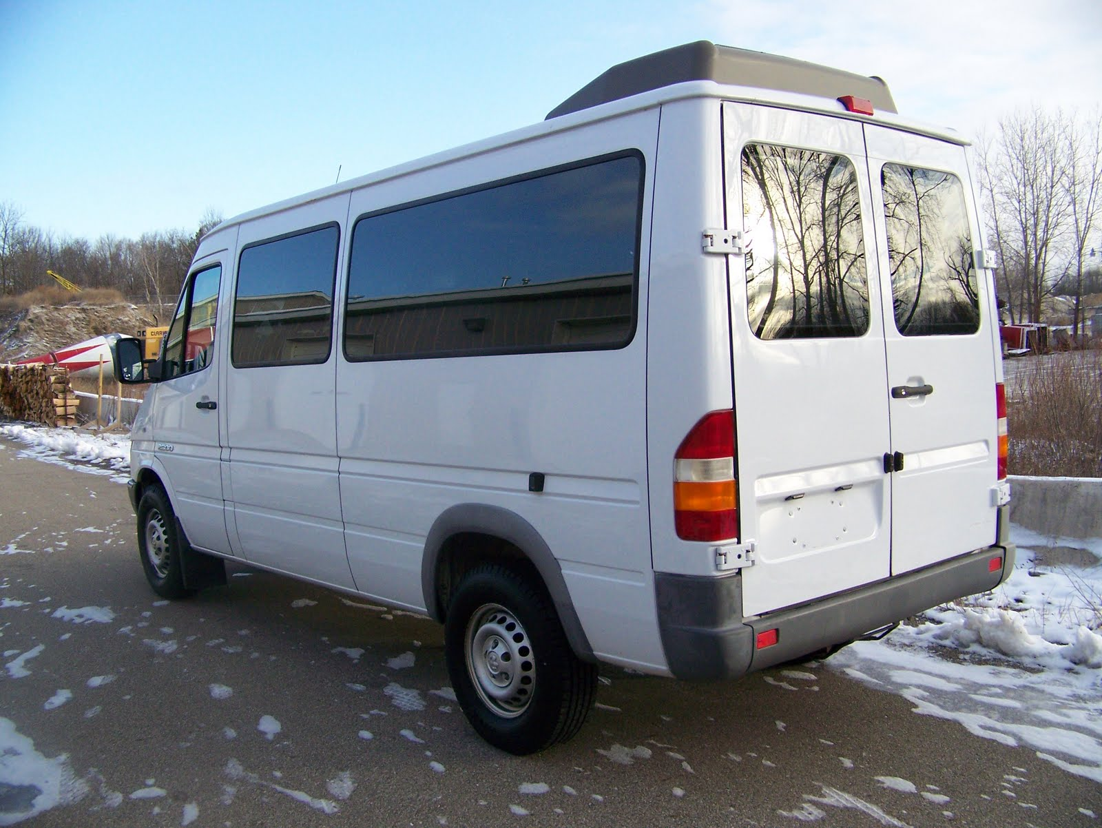 Affordable Automotive Detailing: Sprinter Vans For Sale Vans For Sale
