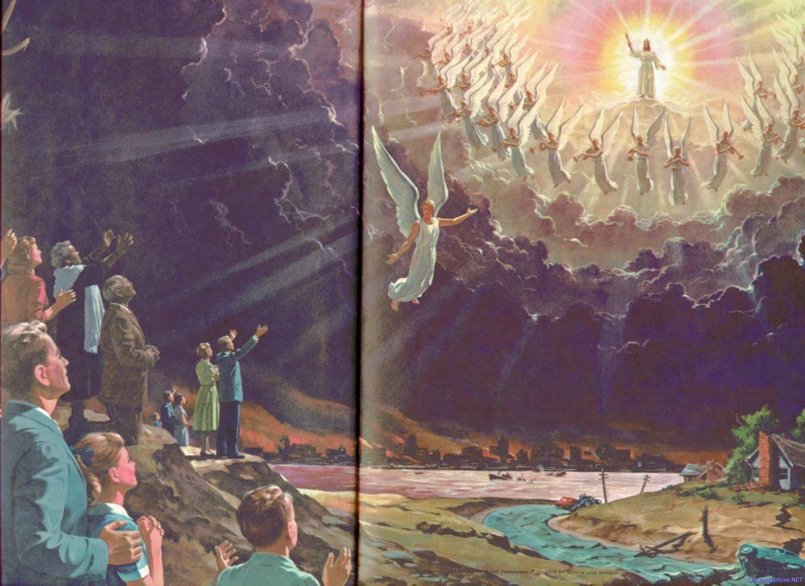 Los Signos de la Segunda Venida de Cristo .