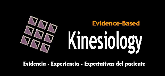 .::. Kinesiología y Práctica Basada en Evidencia.::.