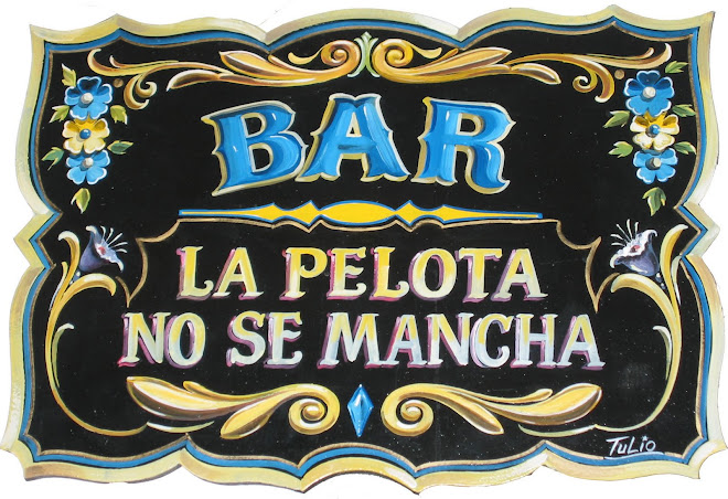 BAR LA PELOTA NO SE MANCHA
