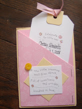 A Baby Shower Invite