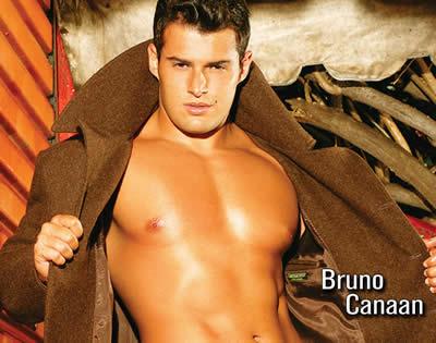 GMagazine hot Bruno Canaan
