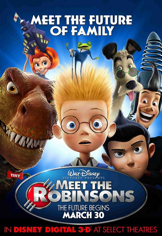 Meet the Robinsons (2007) - Disney's Cartoon