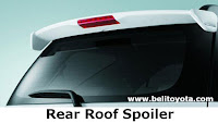 toyota fortuner accessories