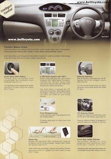 Toyota Vios Brosur