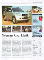 Harga Toyota Rush Matik
