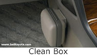 aksesoris camry: Clean Box